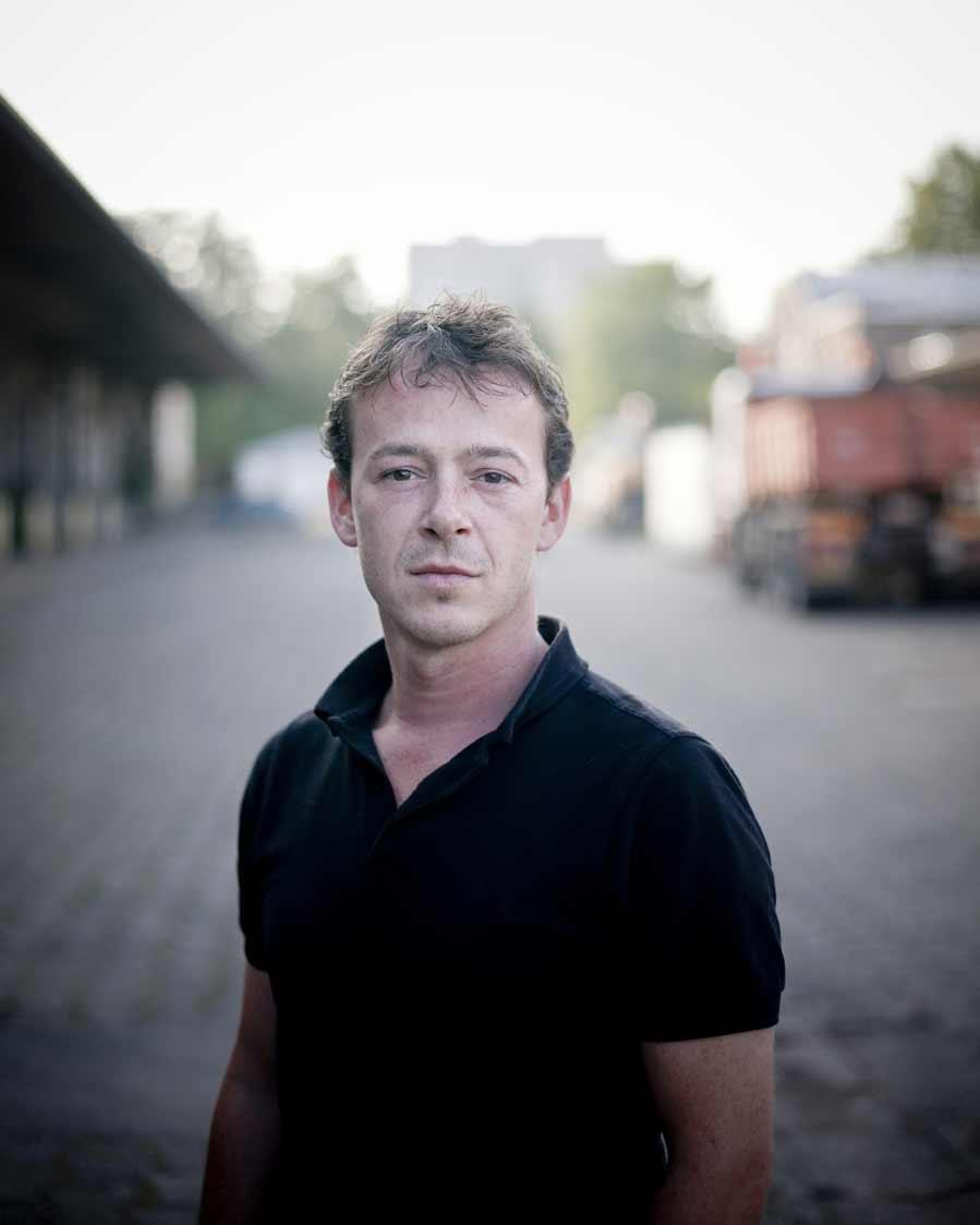 Nicolas Mahieux