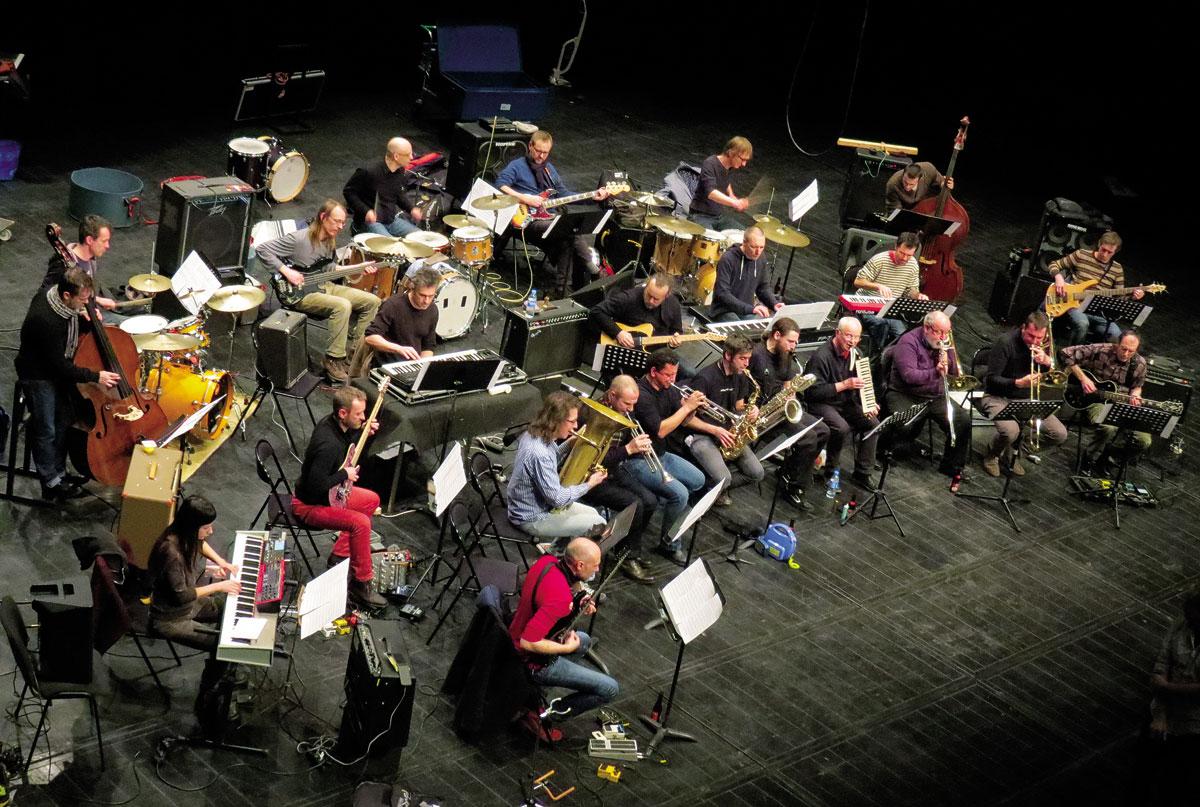 le Grand Orchestre de Muzzix